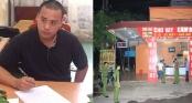 Lời khai của nghi phạm chém lìa đầu đối thủ ở Vĩnh Phúc
