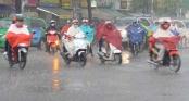 Thời tiết 12/7: Hai đầu đất nước mưa to