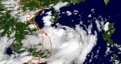 Thời tiết hôm nay 14/7: Áp thấp hình thành trên biển Đông