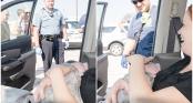 Bà mẹ trẻ bất ngờ đẻ rơi trên ô tô chỉ vì va chạm giao thông