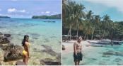 """Giới trẻ cuồng chân với """"hoang đảo Robinson"""" tuyệt đẹp ở Kiên Giang"""