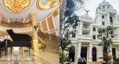 Choáng ngợp trước những căn biệt thự xa hoa của nữ đại gia Việt