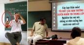 Lớp học có thầy \