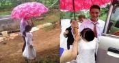 Đám cưới của cặp đôi chú rể đầu 9x, cô dâu đầu 8x như truyện cổ tích có thật