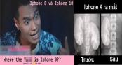 Không nhịn được cười với những bức ảnh chế sau màn giới thiệu Iphone X đắt đỏ
