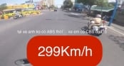 Chạy trốn CSGT với tốc độ 299km/h để lên mạng câu like, thanh niên nhận \