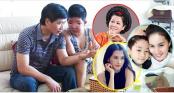 Nghị lực và tình yêu thương Quốc Tuấn dành cho con trai khiến nghệ sỹ Việt cảm phục