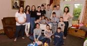 Gia đình lớn nhất nước Anh với 20 người con