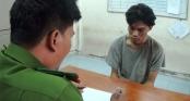 Bắt giữ nam thanh niên dùng vật giống kíp nổ để cướp ngân hàng ở Sài Gòn