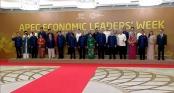 Chiếc áo tơ tằm Tổng thống Trump và lãnh đạo APEC mặc trong tiệc tối 10/11 có gì đặc biệt?