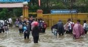Khắc phục hậu quả mưa lũ, nhiều tỉnh không tổ chức kỷ niệm Ngày Nhà giáo Việt Nam