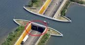 Cận cảnh cây cầu nước phá vỡ mọi quy luật vật lý khiến nhiều người \