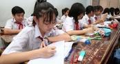 Dự thảo miễn học phí cho học sinh đến hết THCS
