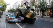 Cách xử lý ôtô đỗ sai quy định khiến hàng loạt tài xế phải e sợ