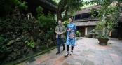 Á hậu Thanh Tú cùng ca sĩ Kyo York khám phá loạt di sản đất Bắc