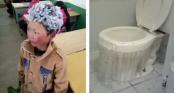19 khoảnh khắc dừng hình trước phép đóng băng của Bà Chúa Tuyết