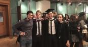 Nam sinh Việt duy nhất nhận học bổng tiến sĩ toàn phần ĐH hàng đầu nước Anh