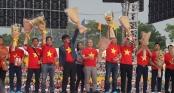 Hai tháng sau kỳ tích châu Á, tiền thưởng U23 Việt Nam vượt mốc 50 tỷ đồng