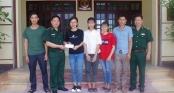 Giải cứu thành công 2 học sinh bị lừa bán qua biên giới nhờ mạng xã hội