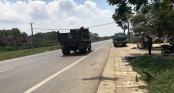 Tạm giữ tài xế xe tải lấn làn gây tai nạn khiến thai phụ và chồng tử vong