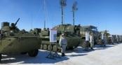 Căn cứ quân sự Nga tại Bắc Cực: Vũ khí đặc biệt vẫn khai hỏa diệt mục tiêu ở - 40° C
