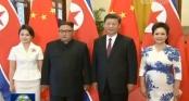 Động thái lạ của TQ với nhà lãnh đạo Kim Jong-un