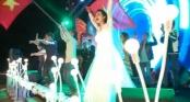 Đám cưới thuê nguyên sân khấu DJ hoành tráng ở Đắk Lắk