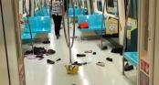 Khách hoảng sợ vứt hết đồ đạc chỉ vì một con chuột trên tàu điện ngầm, cảnh sát tưởng đánh bom khủng bố
