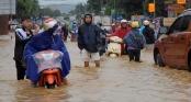 Dự báo thời  tiết 18/7: Bão số 3 tấn công, nhiều nơi nguy cơ lụt
