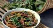 Loại rau có nhiều lợi ích sức khỏe được tận dụng ở Trung Quốc từ rất lâu, không ngờ ở Việt Nam lại mọc đầy vườn