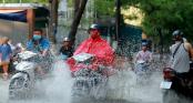 Dự báo thời tiết 13/9: Bão chồng siêu bão, Bắc Bộ hứng mưa lớn