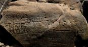 Phát hiện hòn đá cổ với dòng chữ cảnh báo tương lai Châu Âu từ 400 năm trước