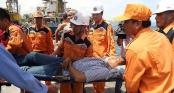 Ăn cá chình, 10 ngư dân Quảng Ngãi bị ngộ độc và hôn mê trên biển