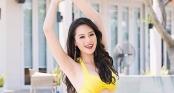 Vẻ nóng bỏng của thí sinh trượt top 5, gây tiếc nuối nhất Hoa hậu Việt Nam