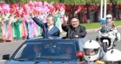 Lãnh đạo Triều Tiên Kim Jong Un bất ngờ tuyên bố thăm Hàn Quốc
