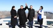 Khoảng khắc đi vào lịch sử: Những sự kiện chưa từng có tiền lệ trong chuyến thăm Triều Tiên