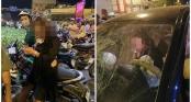 Nữ tài xế lái BMW gây tai nạn ở Hàng Xanh: \