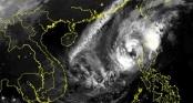Cơn bão số 7 Yutu tiến vào Biển Đông gây gió giật mạnh, biển động dữ dội