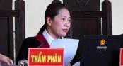Nữ chủ tọa xử vụ ông Phan Văn Vĩnh: \