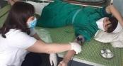 Hải Dương: Nhân viên y tế hiến máu cứu sản phụ, bị người nhà dọa giết