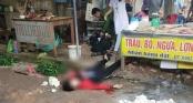 Hé lộ nguyên nhân khiến kẻ mới ra tù bắn chết cô gái bán đậu ở Hải Dương