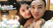 Vừa hôm qua MC Hoàng Linh công khai chia tay, hôm nay hôn phu đã post ảnh cả hai vẫn thắm thiết