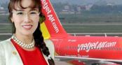 CEO Vietjet - Tỷ phú Phương Thảo tăng hạng trong top 100 phụ nữ quyền lực thế giới