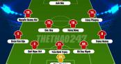 Chung kết lượt về Việt Nam vs Malaysia: Đội hình ra quân dự kiến của đội tuyển Việt Nam