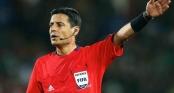 Trọng tài World Cup bắt chính trong trận Việt Nam - Malaysia