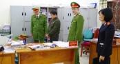 Khởi tố và bắt  2 cán bộ phòng NN-PTNT