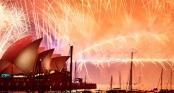 Ngắm màn pháo hoa với 100.000 hiệu ứng cực kỳ hoành tráng tại Sydney