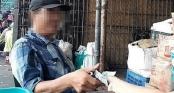 Vụ bảo kê chợ Long Biên: Bắt tạm giam kẻ cầm đầu