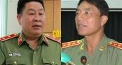 Truy tố hai cựu tướng công an Trần Việt Tân và Bùi Văn Thành