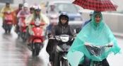 Dự báo thời  tiết 8/1: Đón không khí lạnh, Bắc Bộ có mưa diện rộng